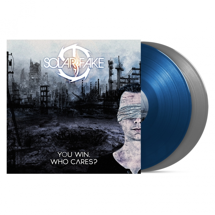 SOLAR FAKE You Win. Who Cares? LIMITED 2LP VINYL+MP3 2018