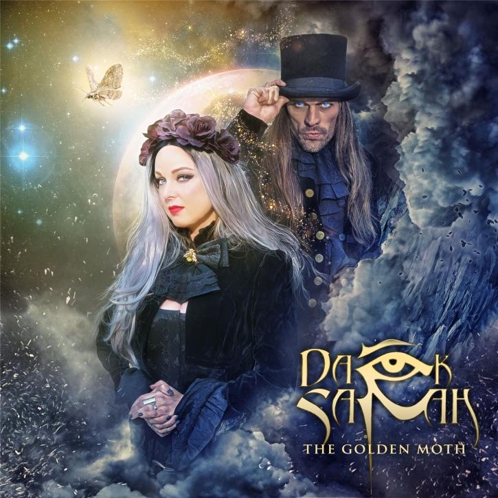 DARK SARAH The Golden Moth CD 2018