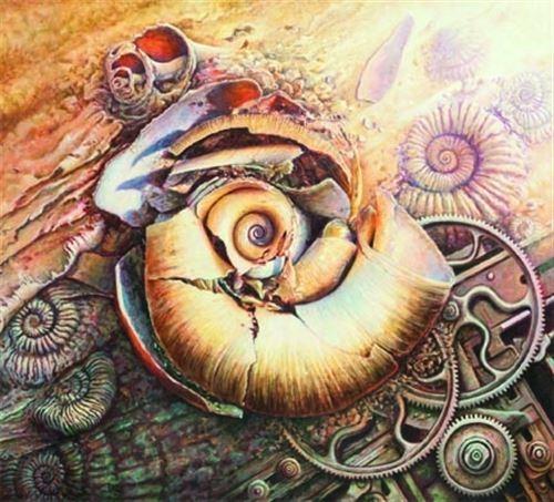 PETER ANDERSSON [Raison d'Etre] Timewaves CD Digipack 2018 LTD.300