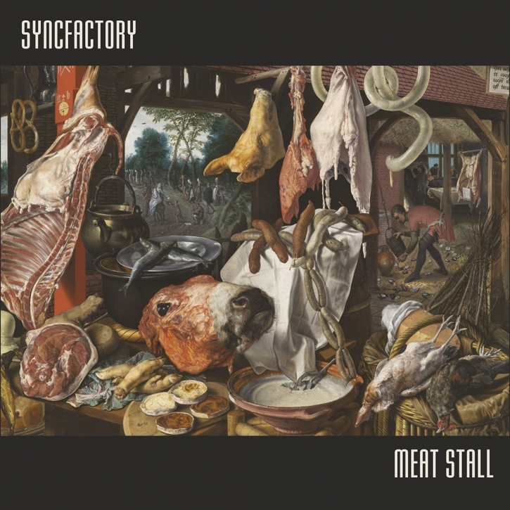 SYNCFACTORY Meat Stall CD Digipack 2018 LTD.100