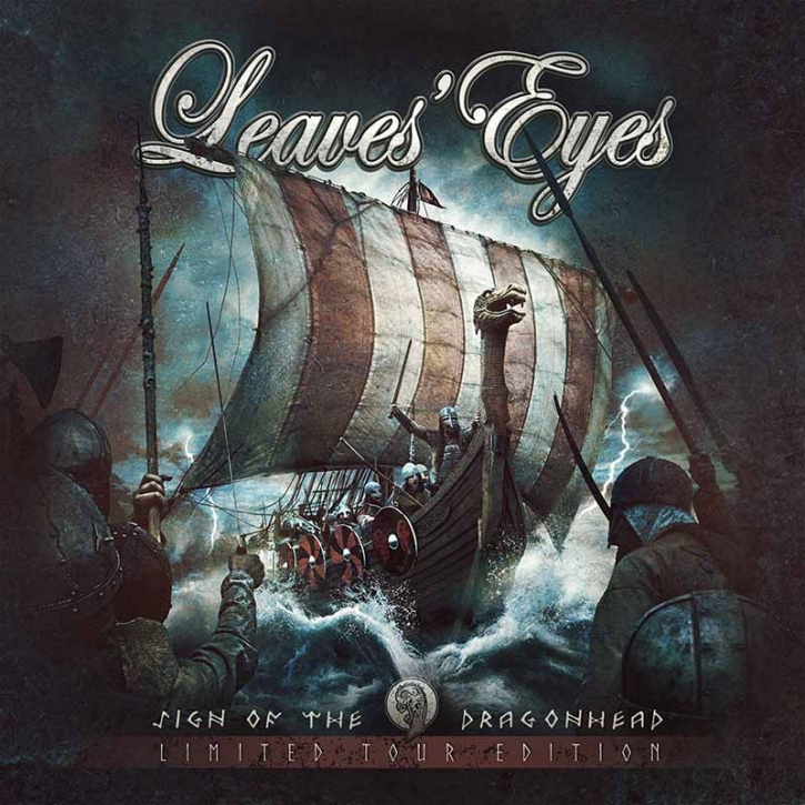 LEAVES EYES Sign Of The Dragonhead (Limited Tour Edition) 2CD+MCD 2018