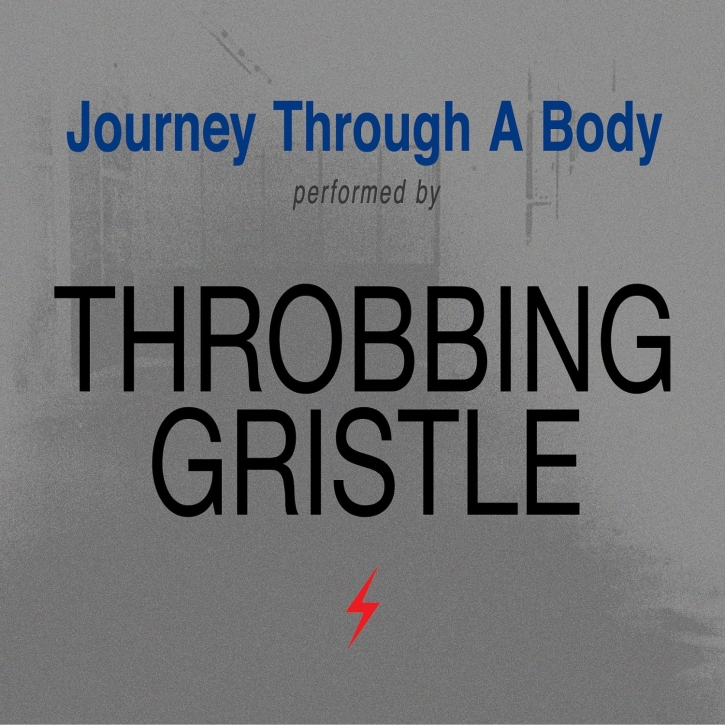 THROBBING GRISTLE Journey Through A Body CD Digipack 2018