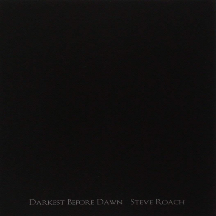 STEVE ROACH Darkest Before Dawn CD 2002