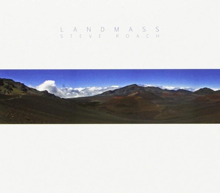 STEVE ROACH Landmass CD Digipack 2008