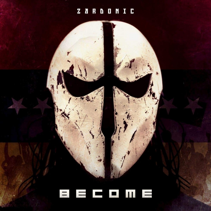 ZARDONIC Become CD 2018