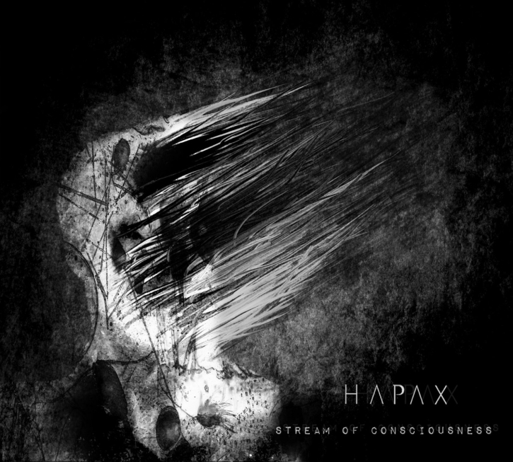 HAPAX Stream of Consciousness (2nd press) CD Digipack 2018 LTD.1000
