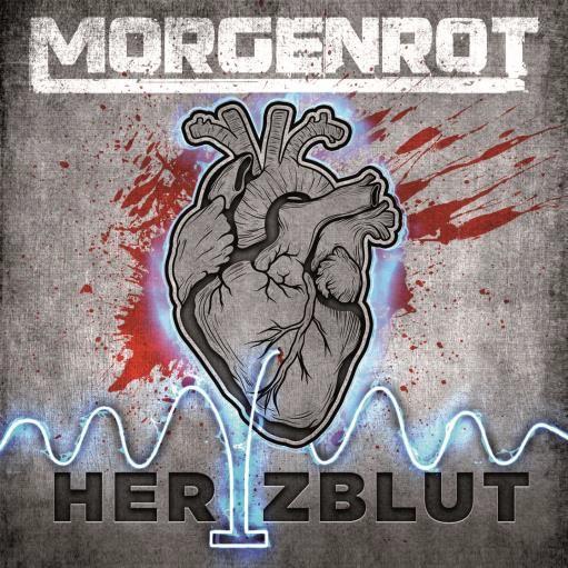 MORGENROT Hertzblut CD 2018