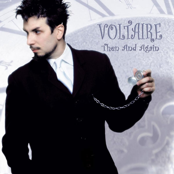 AURELIO VOLTAIRE Then And Again CD 2004
