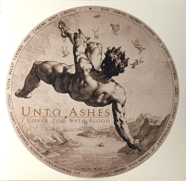 UNTO ASHES I Cover You With Blood MCD 2004