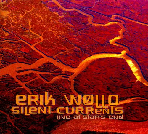 ERIK WOLLO Silent Currents 2CD Digipack 2011