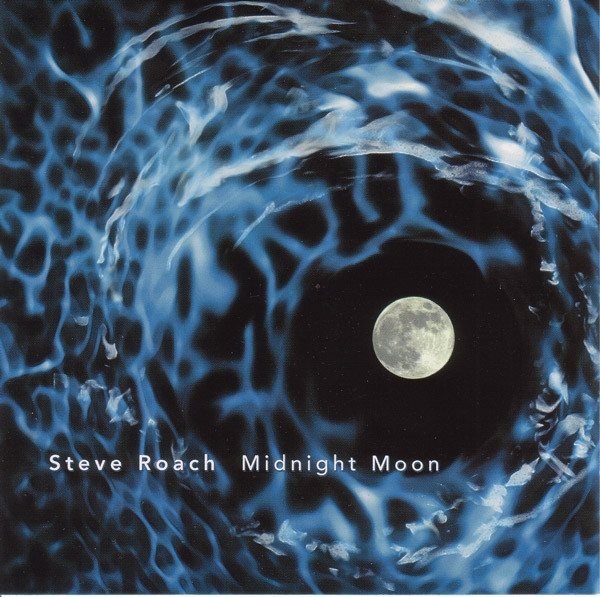 STEVE ROACH Midnight Moon CD 2000