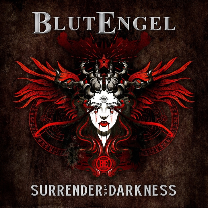 BLUTENGEL Surrender To The Darkness LIMITED MCD Digipack 2018