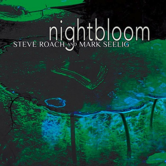 STEVE ROACH / Mark Seelig Nightbloom CD Digipack 2010