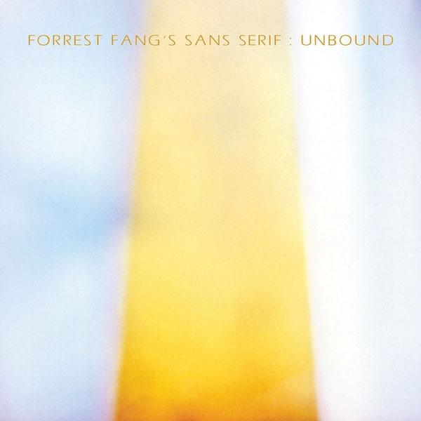 Forrest Fang's Sans Serif Unbound CD 2011
