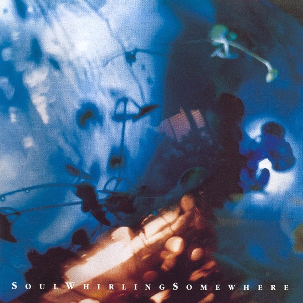 SOUL WHIRLING SOMEWHERE Eating The Sea CD 1993