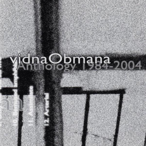 vidnaObmana Anthology 1984-2004 CD 2004