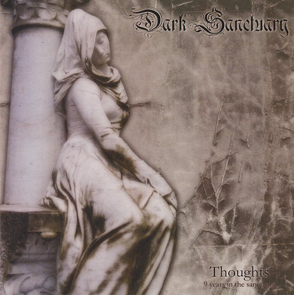 DARK SANCTUARY Thoughts: 9 Years In The Sanctuary (Best Of) CD 2005