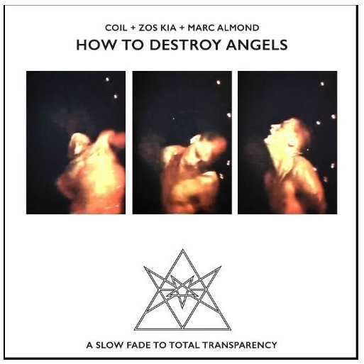 COIL + ZOS KIA + MARC ALMOND How to destroy Angels CD Digipack 2018
