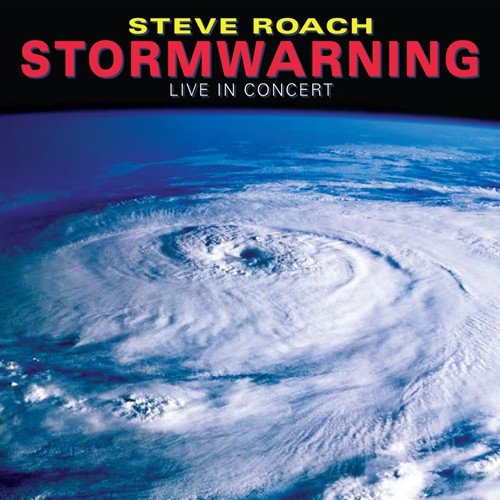 STEVE ROACH Stormwarning - Live In Concert CD Digipack 2012