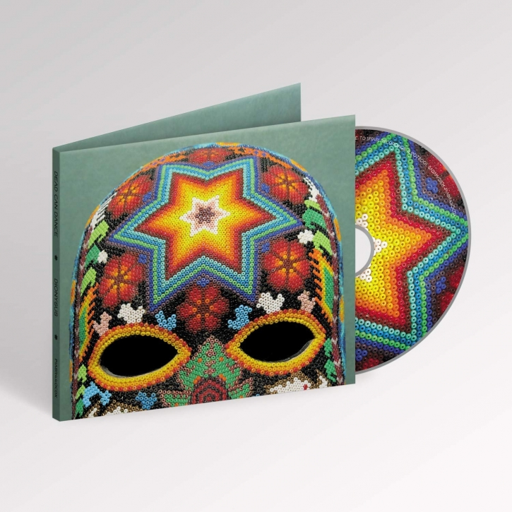 DEAD CAN DANCE Dionysus CD Digipack 2018