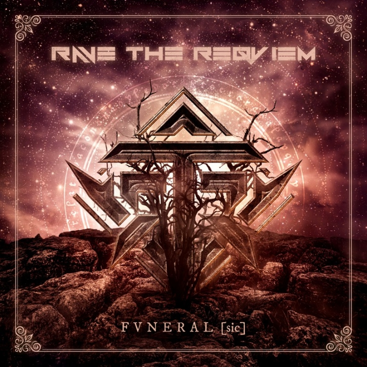 RAVE THE REQVIEM FVNERAL [sic] CD Digipack 2018
