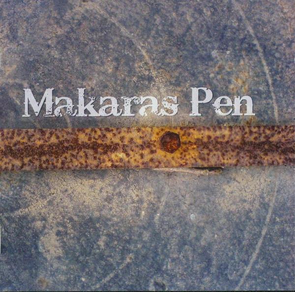 MAKARES PEN (formerly Tearwave) Makaras Pen CD 2010