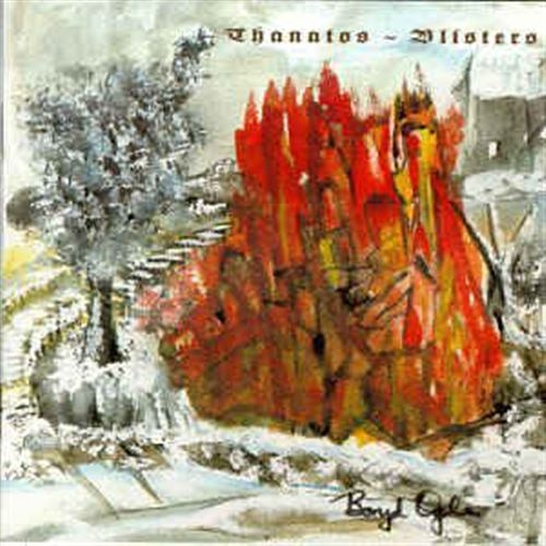 THANATOS Blisters CD 1997