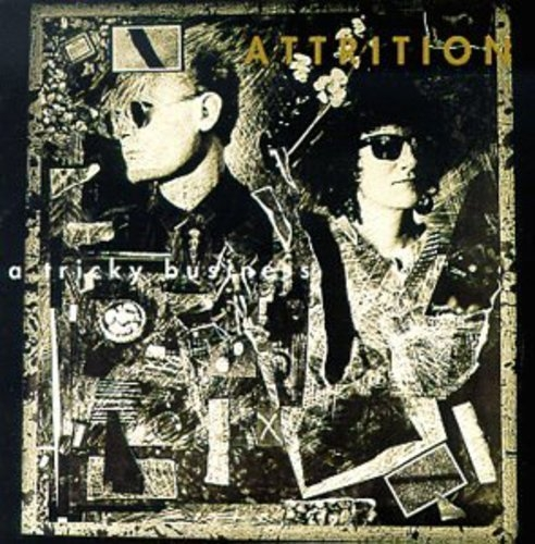 ATTRITION A Tricky Business CD 1998