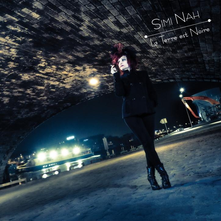 SIMI NAH La Terre est Noire CD Digipack 2018 LTD.500