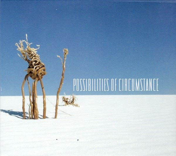 Possibilities Of Circumstance CD 2013 Steve Roach ERIK WOLLO