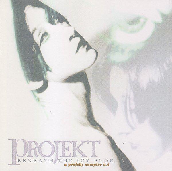 Beneath The Icy Floe V.5 CD 1997 black tape for a blue girl LYCIA Steve Roach