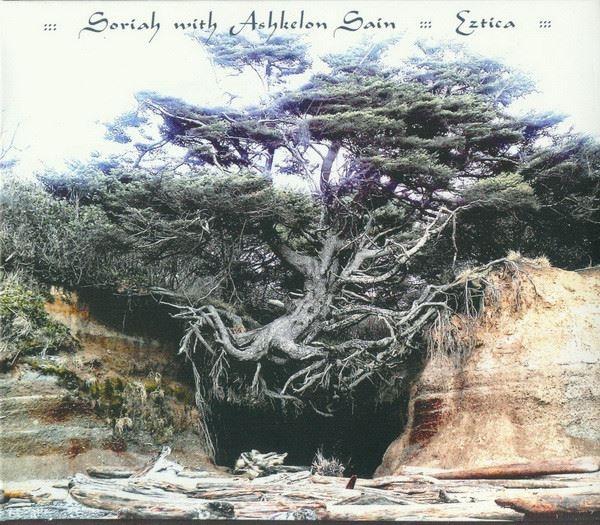 SORIAH WITH ASHKELON SAIN Eztica CD 2011