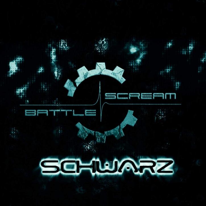 BATTLE SCREAM Schwarz CD 2018