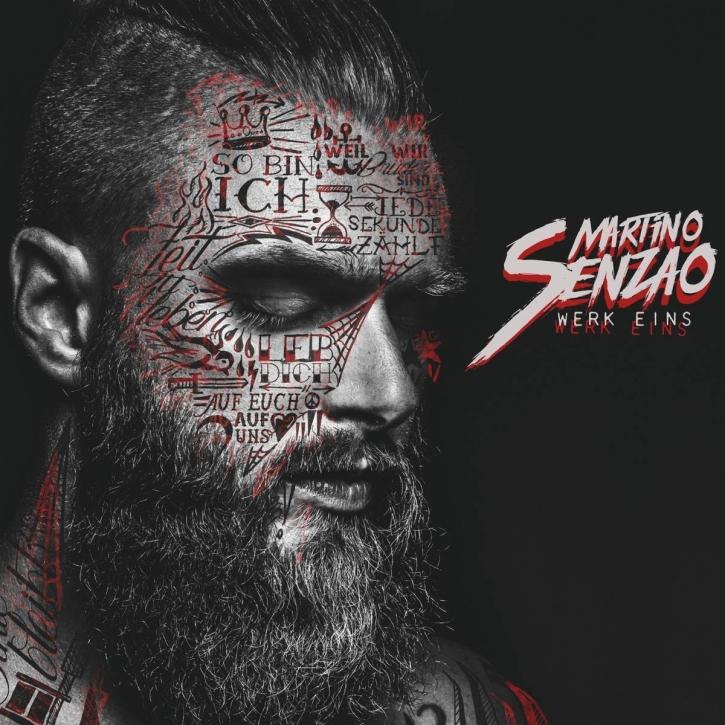 MARTINO SENZAO Werk Eins CD Digipack 2018