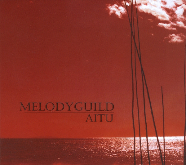 Love Spirals Downwards: Suzanne Perry's MELODYGUILD side-project Aitu CD