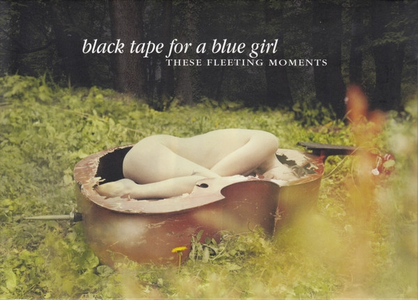 BLACK TAPE FOR A BLUE GIRL These Fleeting Moments (Limited Deluxe Edition) CD