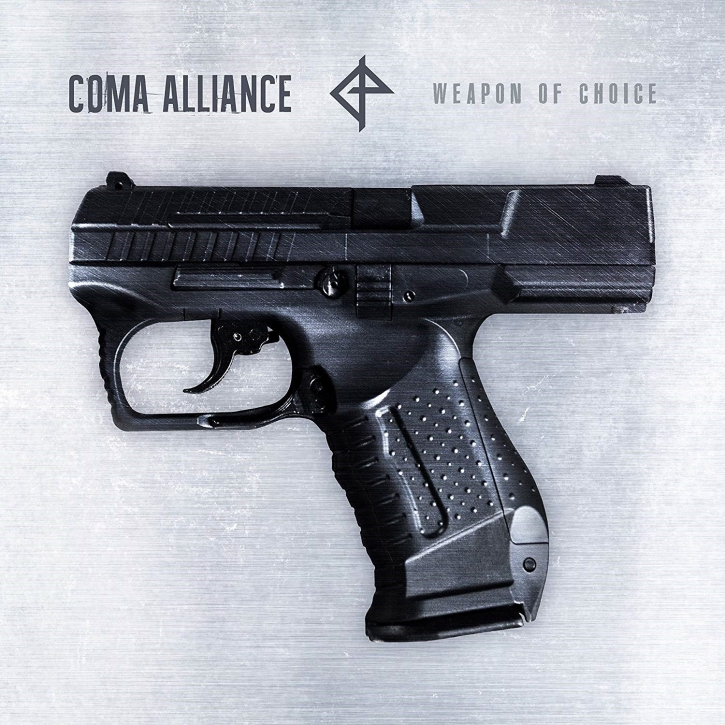 COMA ALLIANCE Weapon Of Choice CD 2018 (Diary Of Dreams DIORAMA)