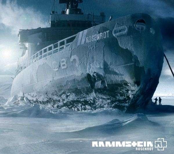 RAMMSTEIN Rosenrot CD Digipack 2005
