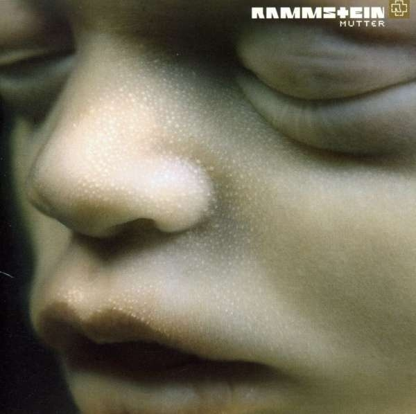 RAMMSTEIN Mutter CD 2001