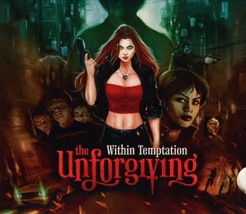 WITHIN TEMPTATION The Unforgiving CD Sliderpack 2011 + BONUSTRACK