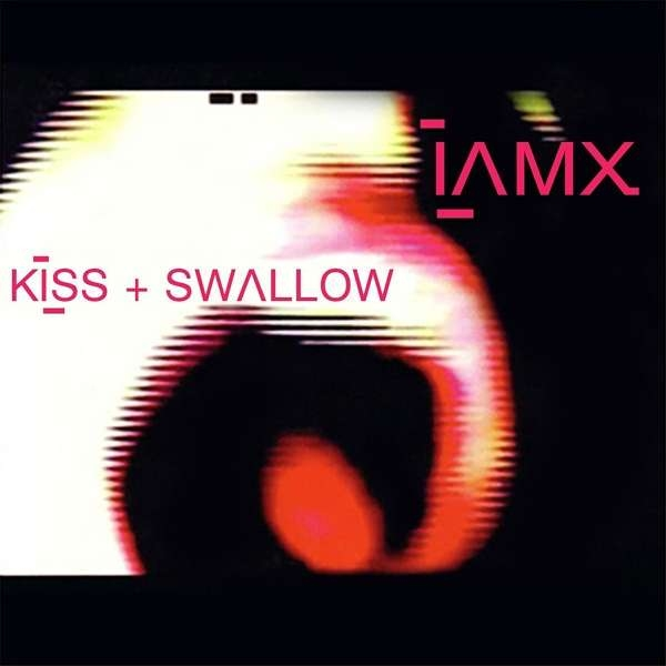 IAMX Kiss + Swallow CD Digipack 2018
