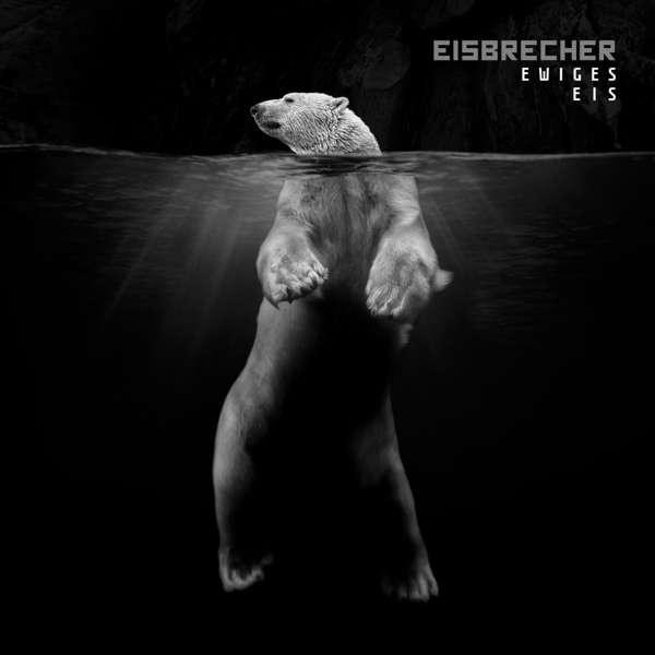 EISBRECHER Ewiges Eis - 15 Jahre Eisbrecher LIMITED 2CD Hardcoverbook 2018