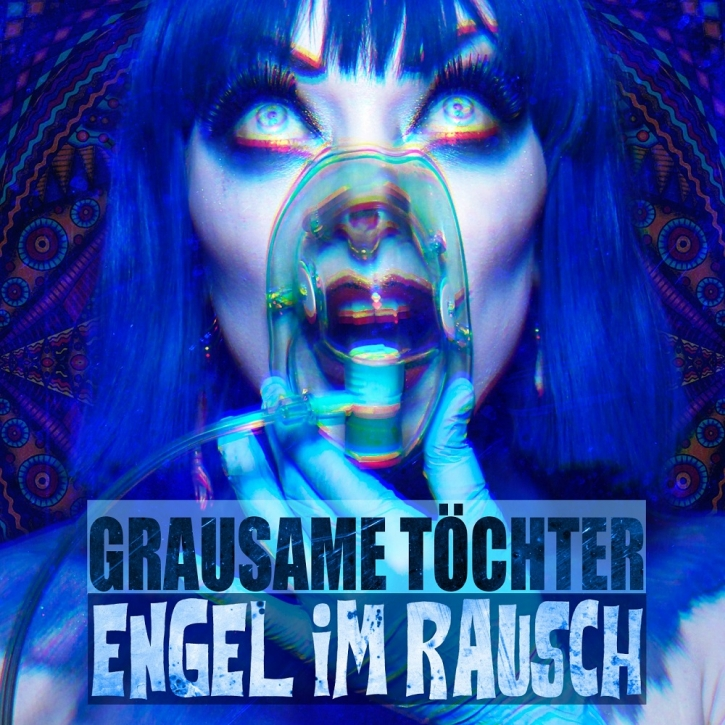 GRAUSAME TÖCHTER Engel im Rausch 2CD Digipack 2018 LTD.1000