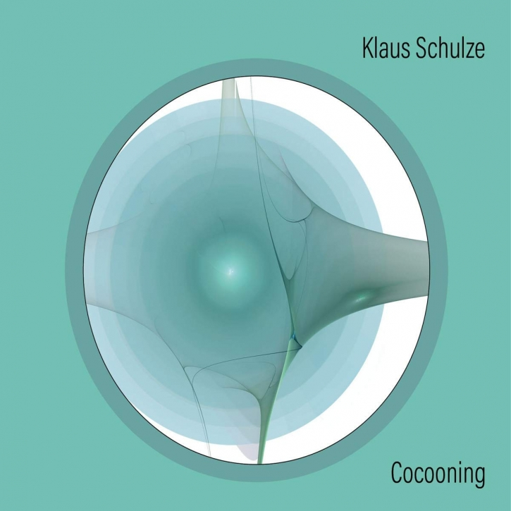 KLAUS SCHULZE Cocooning CD Digipack 2018 (VÖ 02.11)
