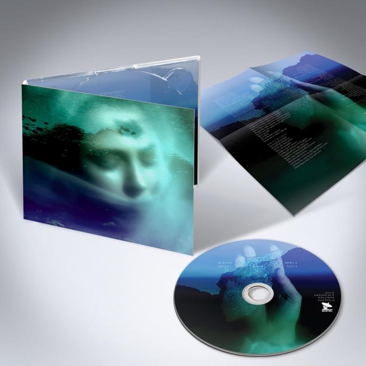 KAELAN MIKLA Nott eftir nott CD Digipack 2018