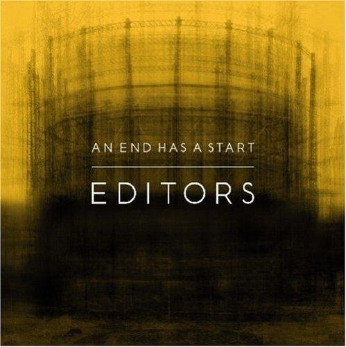 EDITORS An End Has A Start CD 2007