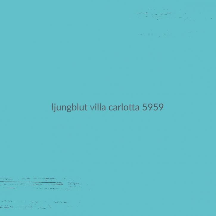 LJUNGBLUT Villa Carlotta 5959 CD 2018