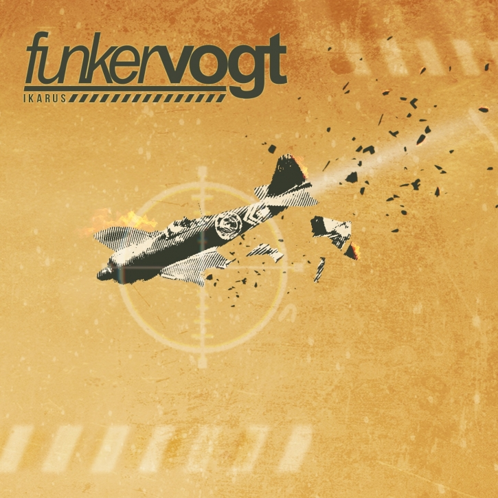 FUNKER VOGT Ikarus LIMITED CD Digipack 2018 (VÖ 23.11)