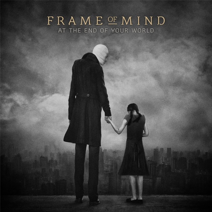 FRAME OF MIND At The End Of Your World CD 2018