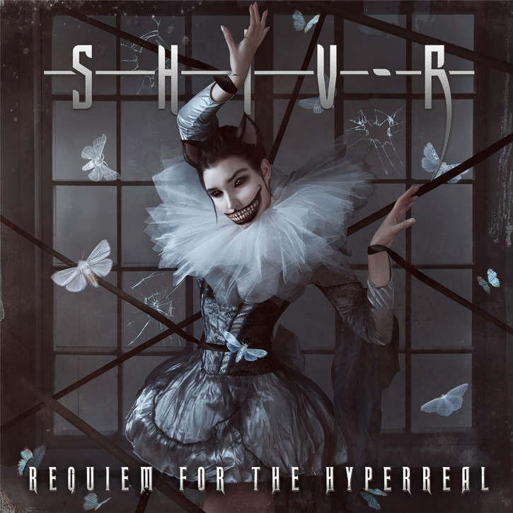 SHIV-R Requiem For The Hyperreal CD 2018 LTD.300